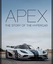 Locandina di APEX: The Story of the Hypercar