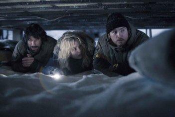 30 giorni di buio: Josh Hartnett e Melissa George in una scena del film