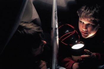 Fear of the Dark: una scena del film