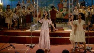 The Get Down: un coro si esibisce in una delle immagini ufficiali