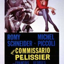 Locandina di Il commissario Pelissier