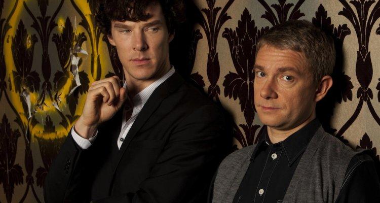 Cumberbatch e Freeman, reunion in vista per film Marvel?
