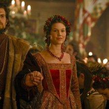 I Tudors: una foto di uno dei protagonisti della serie, Henry Cavill