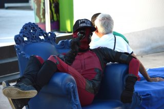 Suicide Squad: Deadpool all'evento dedicato all'isola del cinema