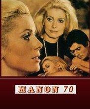 Locandina di Manon 70