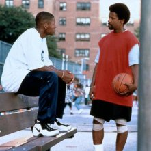 He Got Game: Denzel Washington in un momento del film