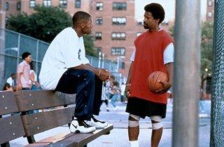 He Got Game: Denzel Washington in un momento del film