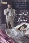 Locandina di Uno scandalo a Parigi