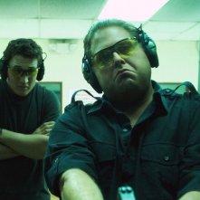 Arms and the Dudes: Jonah Hill e Miles Teller al poligono