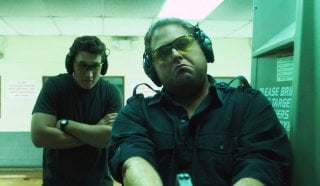Arms and the Dudes: Jonah Hill e Miles Teller al poligono