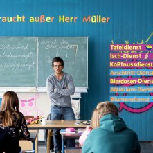Fuck You Prof! 2 - Elyas M'Barek in classe in una scena del film
