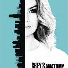 Grey's Anatomy: un poster per la tredicesima stagione