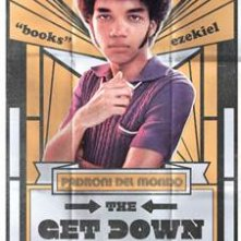 The Get Down: Justice Smith in un character poster per il personaggio di Ezekiel