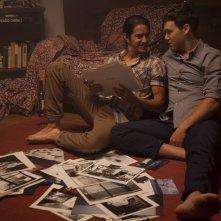 L'estate addosso: Joseph Haro e Taylor Frey in una scena del film