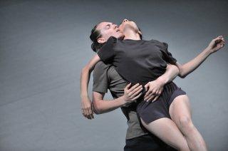 Mr. Gaga: due danzatori in azione