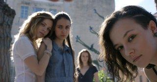 Questi giorni: Laura Adriani, Maria Roveran, Marta Gastini e Caterina Le Caselle in un momento del film