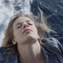 Questi giorni: Laura Andriani in una scena del film