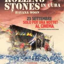 Locandina di The Rolling Stones in Cuba - Havana Moon