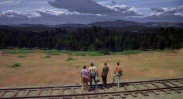 Stand By Me: una splendida scena del film di Rob Reiner