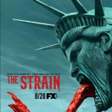 The Strain: una locandina per la terza stagione