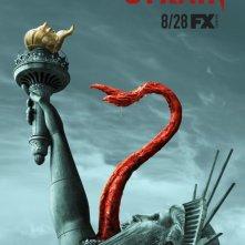 The Strain: un poster per la terza stagione della serie