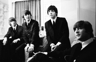 The Beatles: Eight Days a Week, i Beatles in un'immagine del documentario