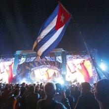 The Rolling Stones in Cuba - Havana Moon: una suggestiva immagine dello storico concerto