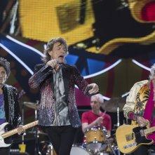 The Rolling Stones in Cuba - Havana Moon: un momento del concerto sul palco