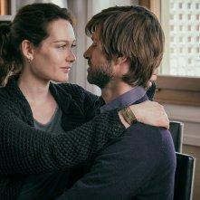 Tommaso: Kim Rossi Stuart e Cristiana Capotondi in una scena del film