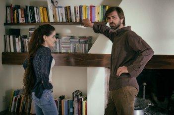 Tommaso: Kim Rossi Stuart in un momento del film