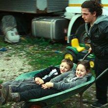 Mister Universo: Tairo Cairoli gioca coi nipoti