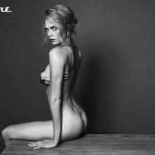 Cara Delevingne nuda su Esquire