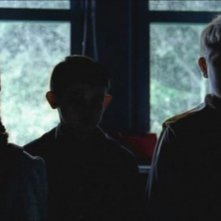 Darkness una scena del film di Balaguerò