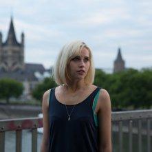 Autobahn - Fuori controllo: Felicity Jones in un'immagine del film