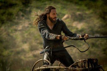 Ben-Hur: Jack Huston in un momento del film