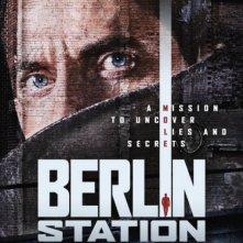 Berlin Station: il poster della serie