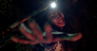 Blair Witch: un'inquietante scena del film