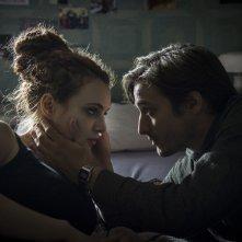 Caffè: Miriam Dalmazio e Dario Aita in una scena del film