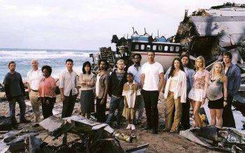 Lost: il cast della serie ABC in un'immagine promozionale