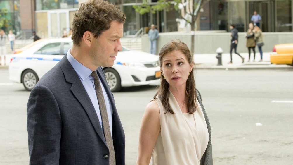 The Affair: una scena con Dominic West e Maura Tierney e