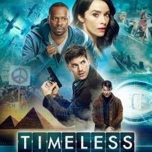 Timeless: la locandina della serie