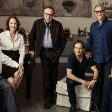 Roger Comrna, Peter Bogdanovich e colleghi