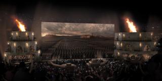 Game of Thrones: un'immagine del concerto
