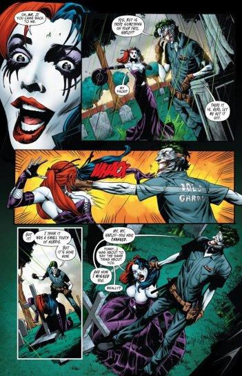 The Joker & Harley Quinn