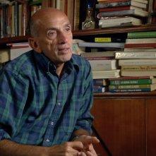 Ombre dal fondo: Domenico Quirico in un'immagine tratta dal documentario