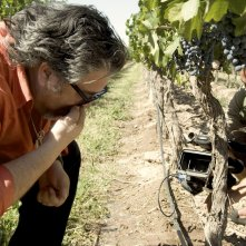 The Duel of Wine: Charlie Arturaola sul set del film