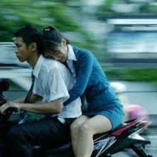The Road to Mandalay: un'immagine tratta dal film