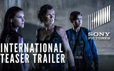 Resident Evil: The Final Chapter - International Teaser Trailer