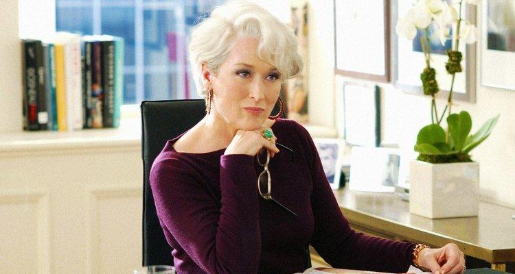 "Meryl Streep: ""Un sequel per Il Diavolo veste Prada? Perché no..."""