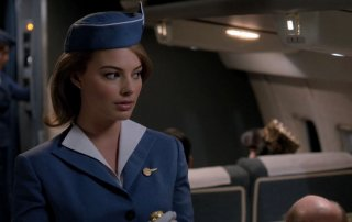 Pan Am: Margot Robbie in una scena delle serie tv